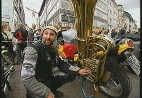 Biker machen Blasmusik 2009 in Bonn