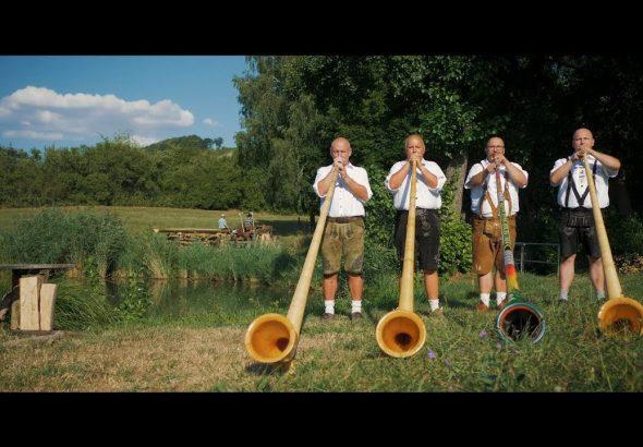 Lumberjack Polka, Ralf Denninger und die Unterländer Alphornbläser